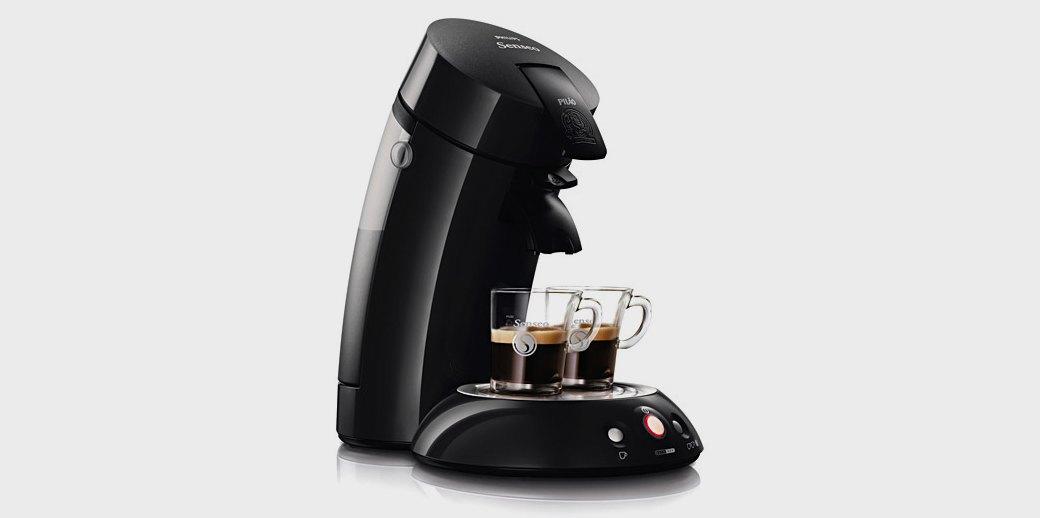 Кофеварка Philips Senseo. Изображение № 9.