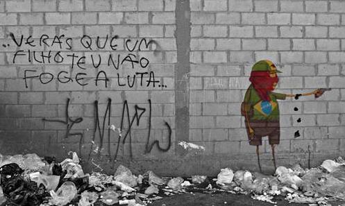 Стены Рио-де-Жанейро. Изображение № 34.