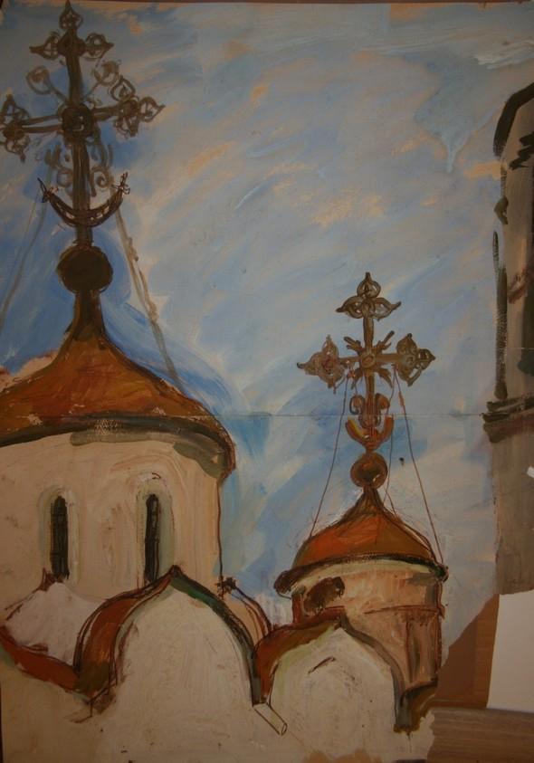 Голуб Л. - художник из СССР. Изображение № 6.