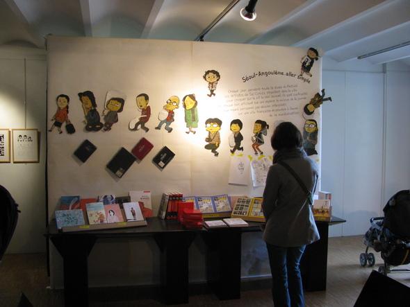 Ангулем 2009 – великое действо вокруг комикса. Изображение № 18.