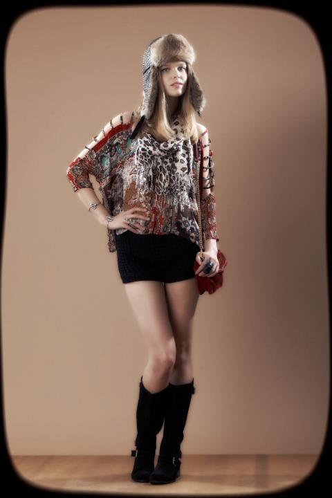 Превью лукбука: LF Stores Fall 2011. Изображение № 25.