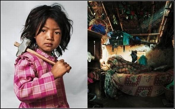 """Изображение 5. Документальный фотопроект """"Где спят дети """".. Изображение № 4."""