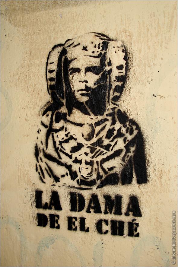 Стрит-арт и граффити Валенсии, Испания. Изображение № 36.
