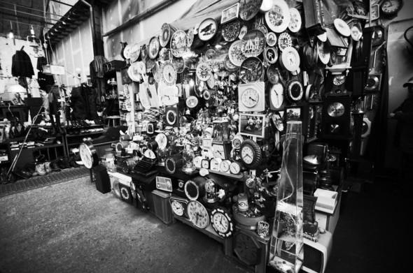 Берлинские барахолки. Treptower Flohmarkt. Изображение № 6.