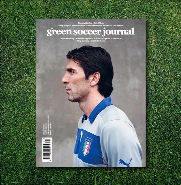 Заметки на полях: Журналы о футболе, которые на самом деле интересно читать. Изображение №12.