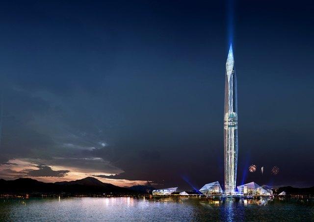 Под Сеулом собираются строить небоскрёб-невидимку . Изображение № 3.
