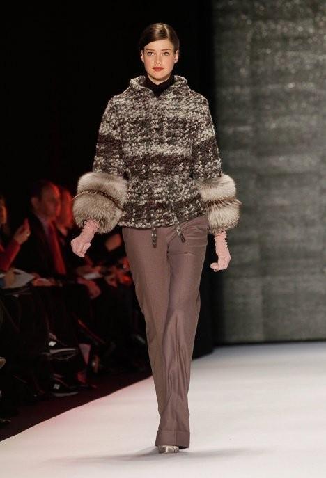 Изображение 2. Неделя Моды в Нью-Йорке. New York Fashion Week.. Изображение № 6.