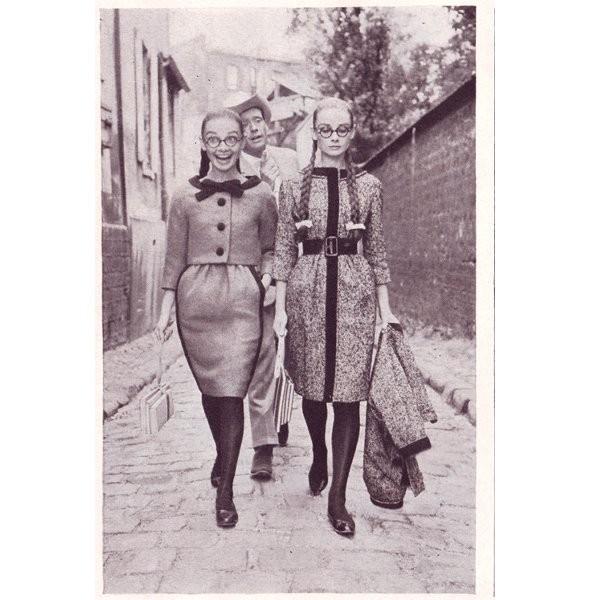 Архивная съёмка: Одри Хепберн для Harper's Bazaar, 1959. Изображение № 12.