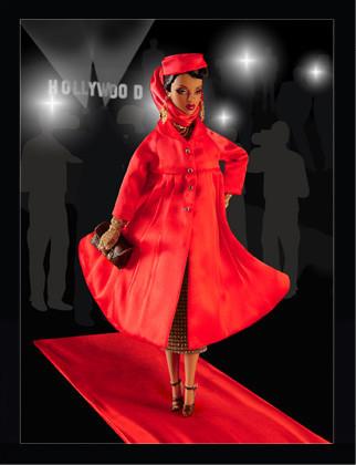 Fashion Royalty. Воплощенный кукольный гламур. Изображение № 7.