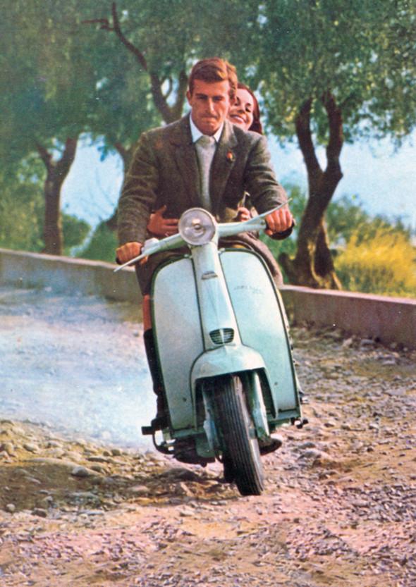 Изображение 9. Lambretta: история одного мотороллера.. Изображение № 9.