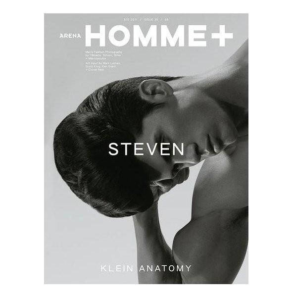 Изображение 1. Обложки: Arena Homme Plus и Vogue.. Изображение № 1.