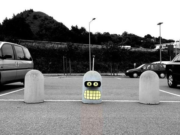 Креативный street-art. Изображение № 8.