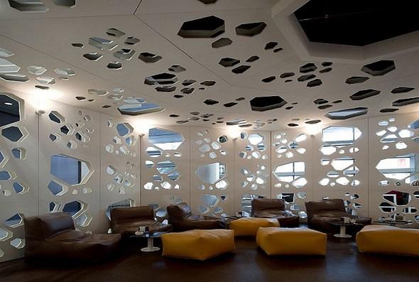 Под стойку: 15 лучших интерьеров баров в 2011 году. Изображение № 127.
