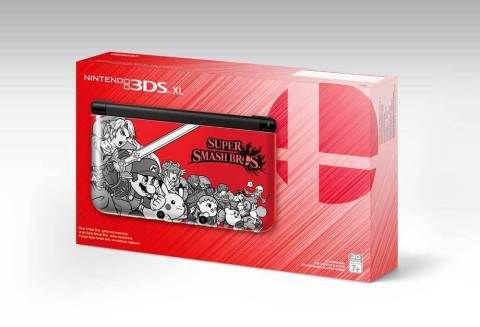 Версия Super Smash Bros (красный вариант). Изображение № 2.