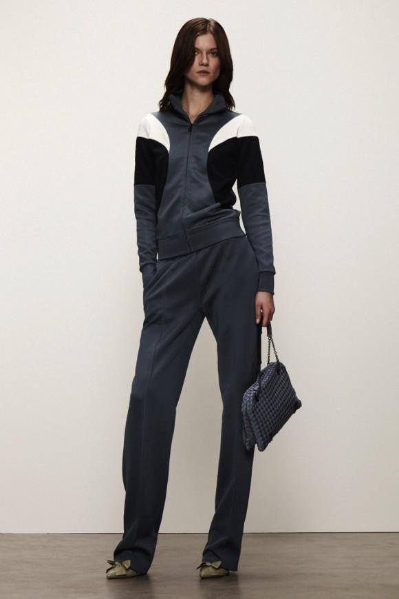 Спортивный шик: костюмы Bottega Veneta 2013. Изображение № 3.