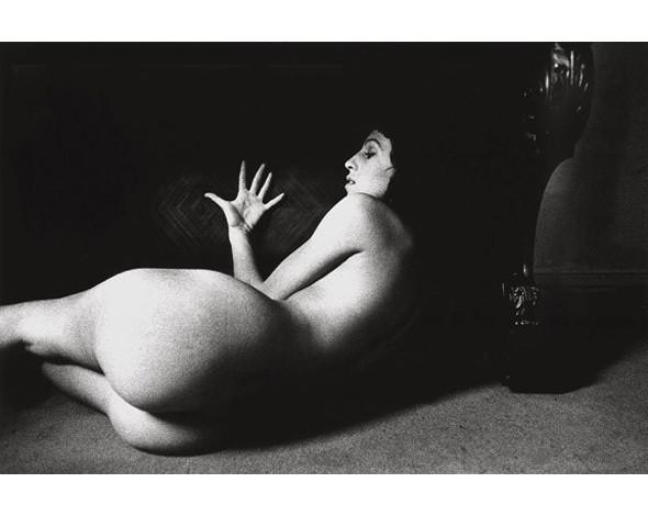 Части тела: Обнаженные женщины на фотографиях 50-60х годов. Изображение № 16.