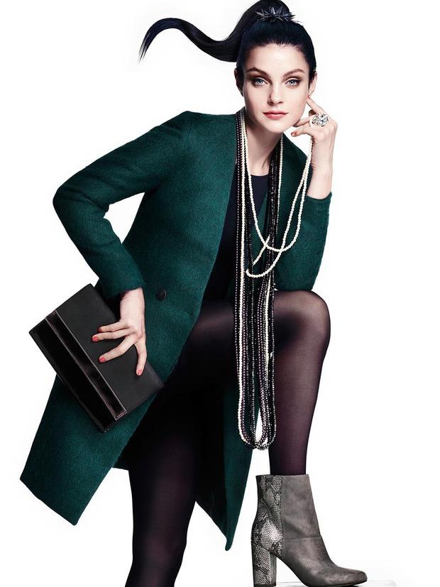 Новые кампании Gap, H&M, Missoni, Wrangler и Neiman Marcus. Изображение №9.