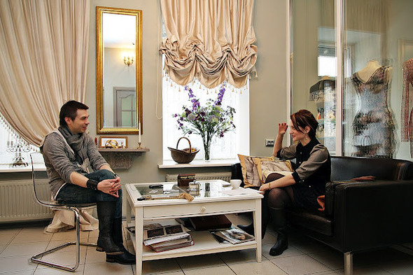 """Проект """"Модное интервью"""": Стас Лопаткин. ЧАСТЬ 1. Изображение № 2."""