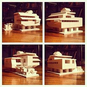 Архитекторы тестируют новый конструктор LEGO Architecture Studio. Изображение № 14.