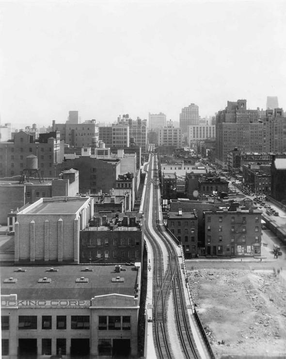 The High Line: история о том, как железная дорога обрела друзей. Изображение № 1.