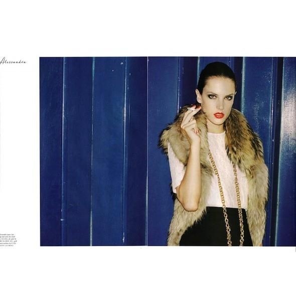 5 новых съемок: Love, T, Vogue и Wallpaper. Изображение № 8.