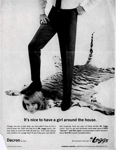 Сексизм в рекламе. Изображение № 26.