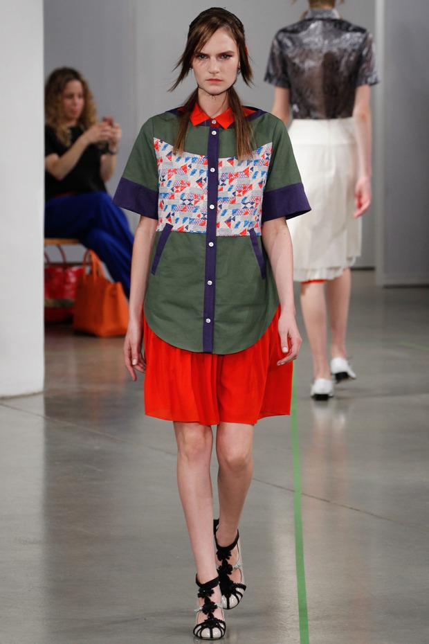 Неделя моды в Нью-Йорке: День 1. Изображение № 17.