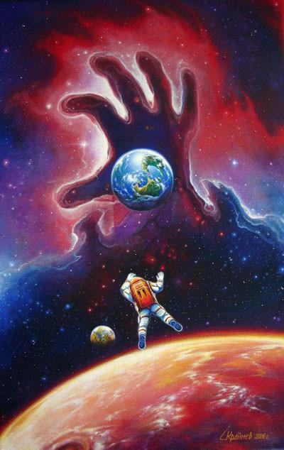 Вселенная Сергея Крайнева. Изображение № 2.