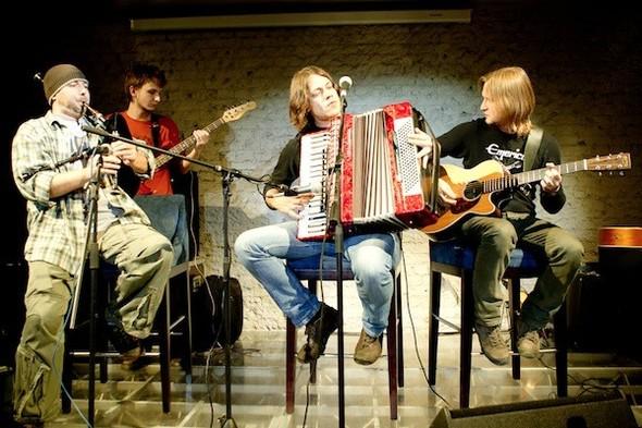Группа ART CEILIDH. Фолк-рок и ирландские мотивы. Изображение № 1.