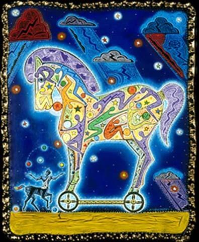 Визуальная мифология – Джоил Накамура. Изображение № 10.