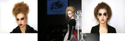 London Fashion Week. Hairlooks. Part 2. Изображение № 10.