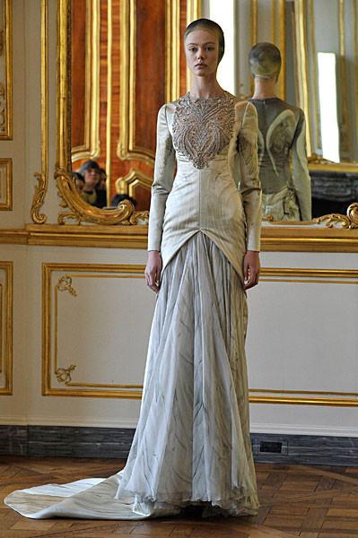 Последняя коллекция Alexander McQueen. Изображение № 12.