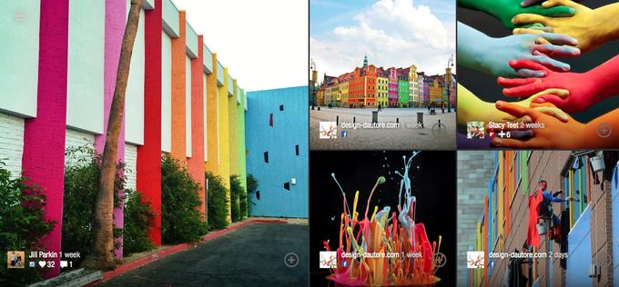 Социальный журнал Flipboard доступен в веб-версии. Изображение № 1.