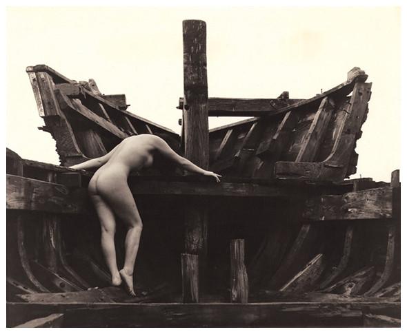 Части тела: Обнаженные женщины на фотографиях 50-60х годов. Изображение № 30.