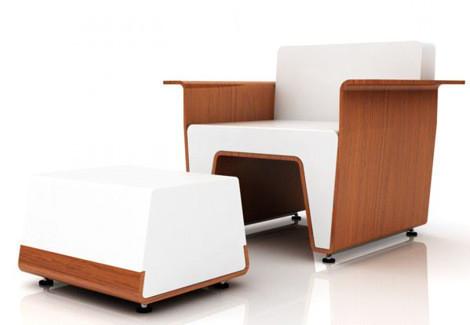 Мебельный минимализм Востока (Miso Soup Design). Изображение № 2.