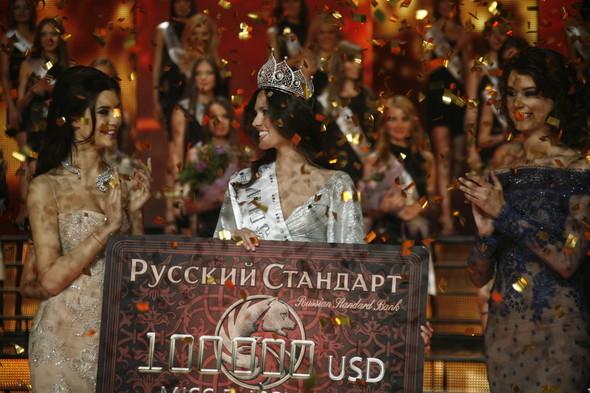 «Мисс Россия 2010» стала Ирина Антоненко. Изображение № 4.