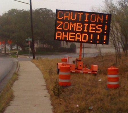 Зомби атакуют Техас илиКак взламываются дорожные знаки. Изображение № 3.