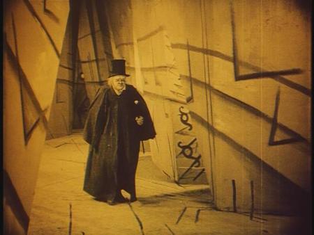 «Кабинет доктора Калигари»Роберт Вине. триллер, 1919. Изображение № 4.