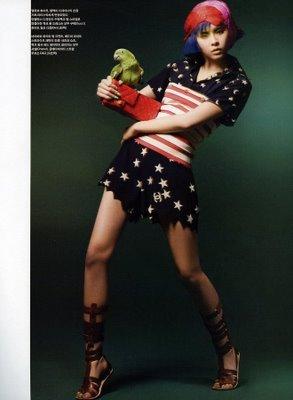 Vogue Korea (april 2008). Изображение № 4.