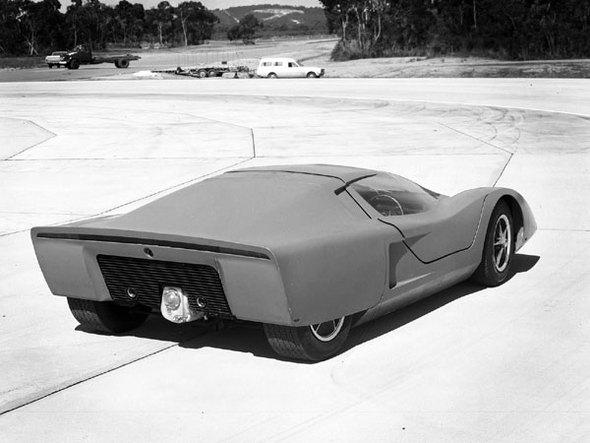 Десять лучших автомобильных проектов 60х-70х-80х годов. Изображение № 18.