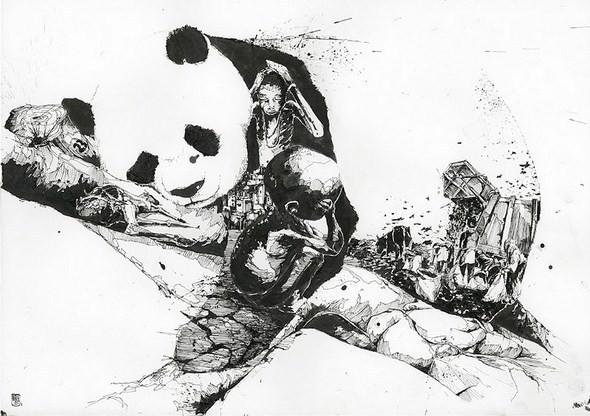Изображение 6. Иллюстратор: Симон Прадес.. Изображение № 6.