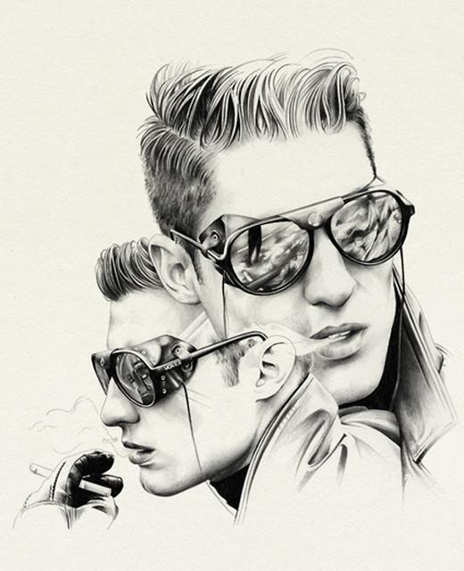 Изображение 2. Иллюстратор Ricardo Fumanal.. Изображение № 2.