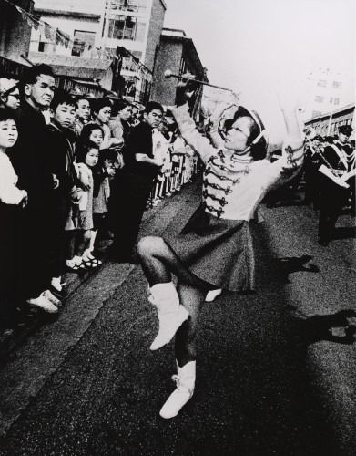 Морияма Дайдо — Крутящая жезл. Изображение № 6.