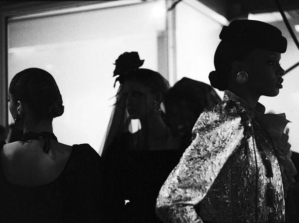 Изображение 12. Ив Сен-Лоран и его последнее шоу глазами Эди Слимана.. Изображение № 12.