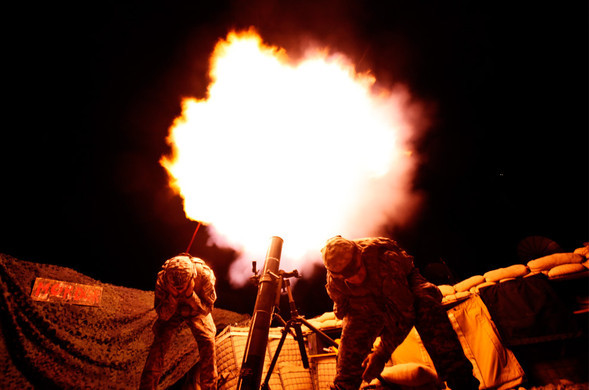 Афганистан. Военная фотография. Изображение № 259.