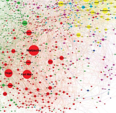 База данных: Как превратить информацию в искусство. Изображение № 21.