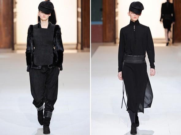 Показы Paris Fashion Week FW 2012: День 2. Изображение № 11.