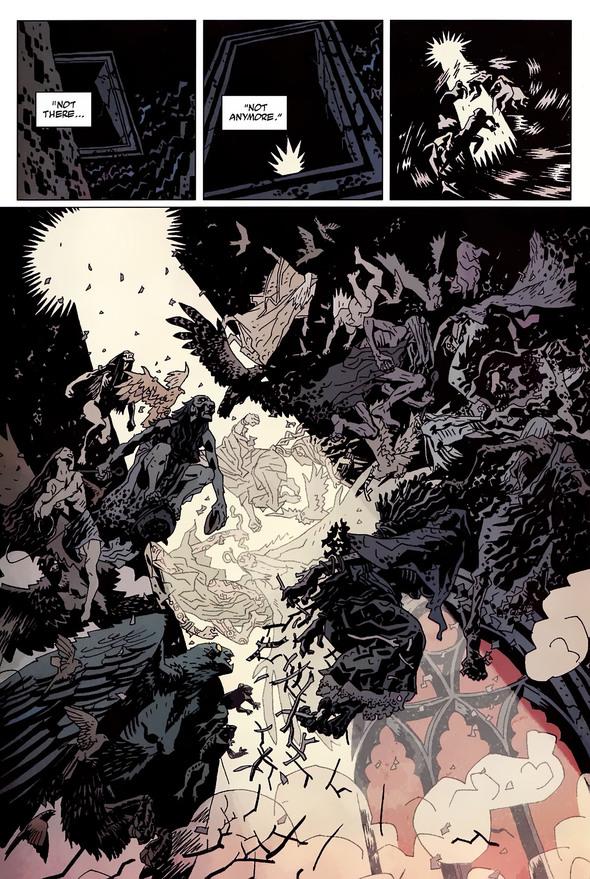 Hellboy. Изображение № 31.