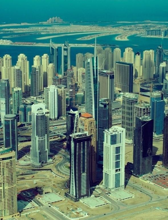 Изображение 5. Dubai: приверженец масштаба.. Изображение № 5.