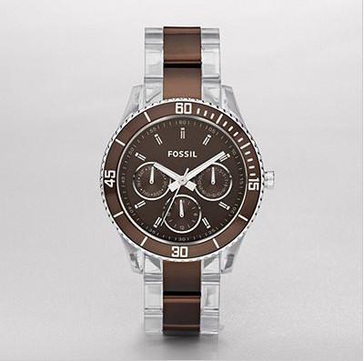 Изображение 38. Коллекция часов Fossil, дизайн Philippe Starck.. Изображение № 41.